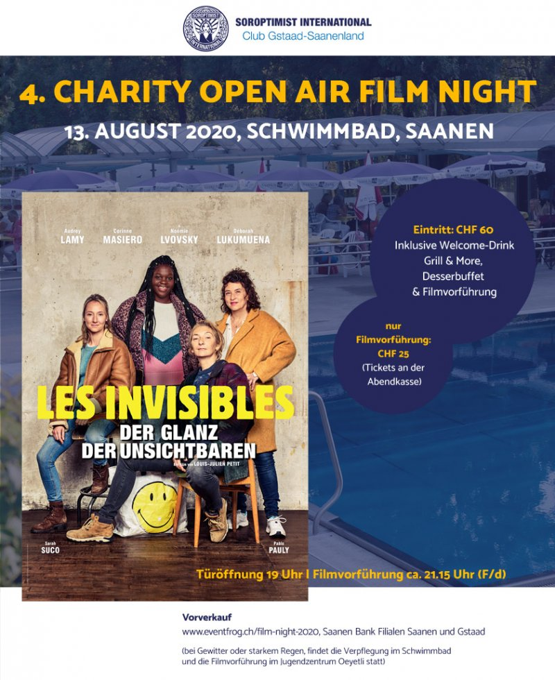 Charity Film Night